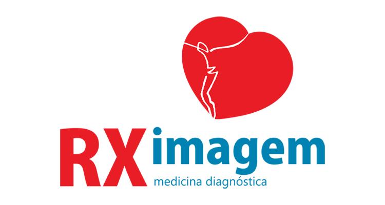 Logo Clínica RX Imagem