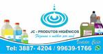 Logo JC Produtos Higiênicos