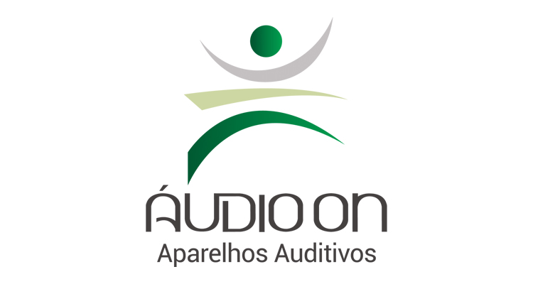 Logo Áudio On Aparelhos Auditivos
