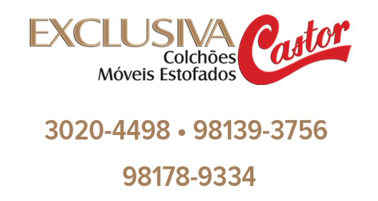 Logo Exclusiva Castor - Loja 1
