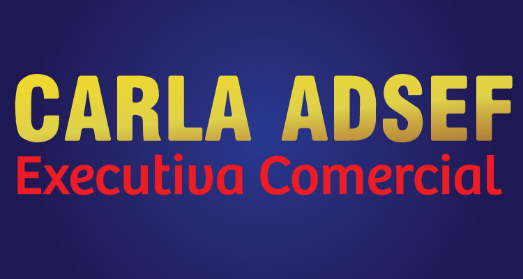 Logo Carla Adsef Executiva Comercial
