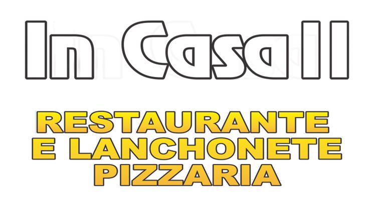 Logo In Casa Restaurante e Lanchonete Pizzaria - Unidade II