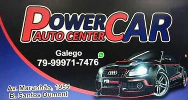 Logo Power Car