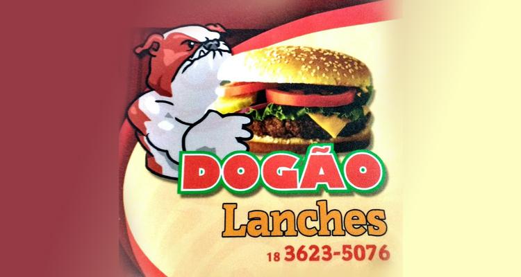 Logo Dogão Lanches