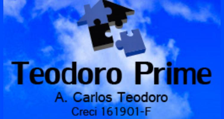 Logo Teodoro Prime Corretor e Avaliador de Imóveis Autônomo