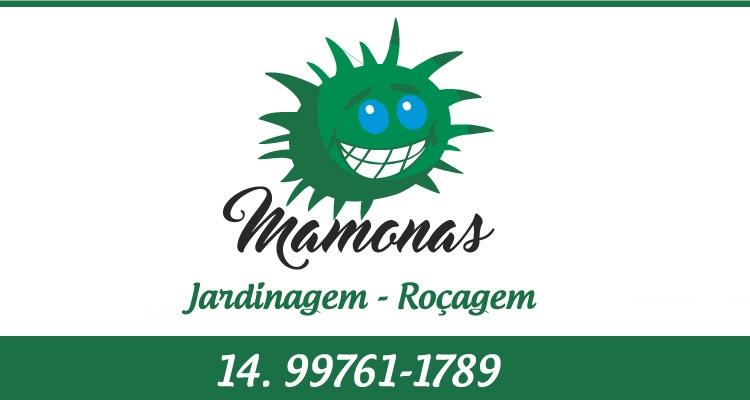 Logo Mamonas Jardinagem