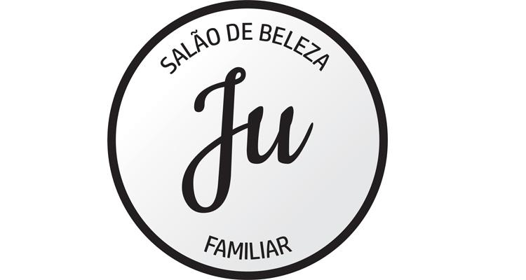 Logo Salão de Beleza Ju Familiar