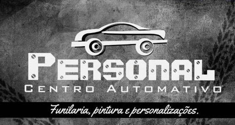 Logo Personal Centro Automotivo