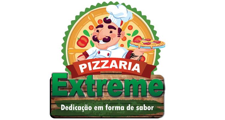 Logo Pizzaria Extreme