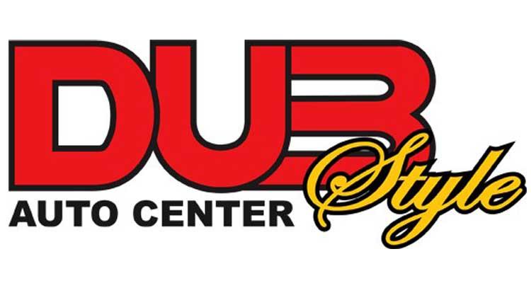 Logo Dub Style Auto Center