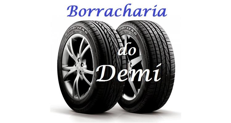 Logo Borracharia do Demí