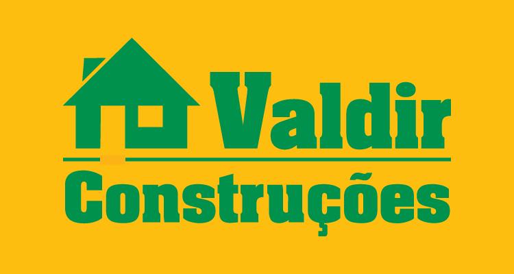 Logo Valdir Construções