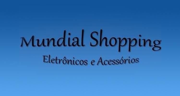 Logo Mundial Shopping