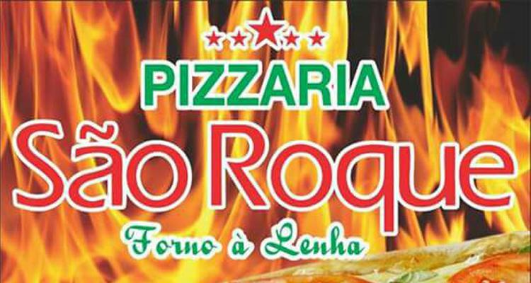 Logo Pizzaria São Roque