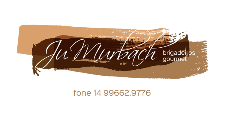 Logo Ju Murbach Brigadeiros Gourmet