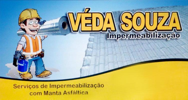 Logo Veda Souza Impermeabilização