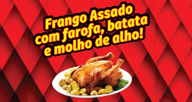 Logo Rotisserie Delícias Frangos