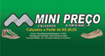 Logo Mini Preço Loja 2