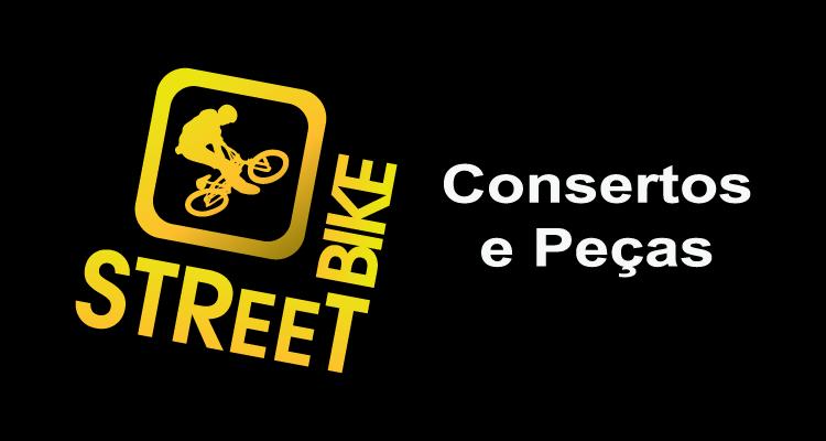 Logo Street Bike Consertos e Peças