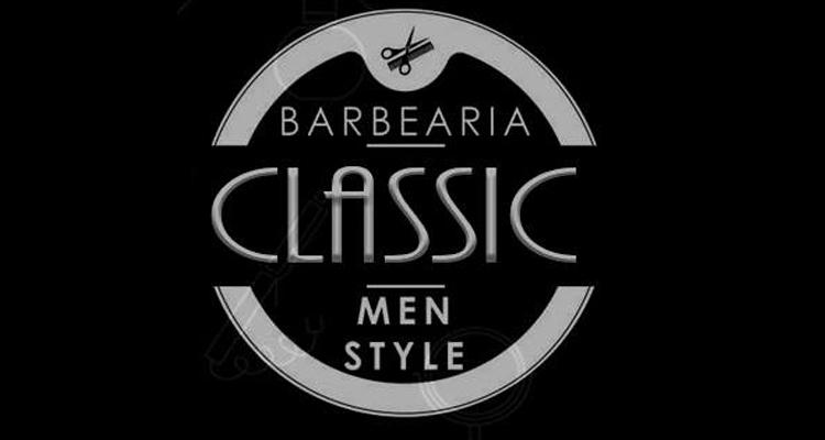 Logo Classic Barbershop