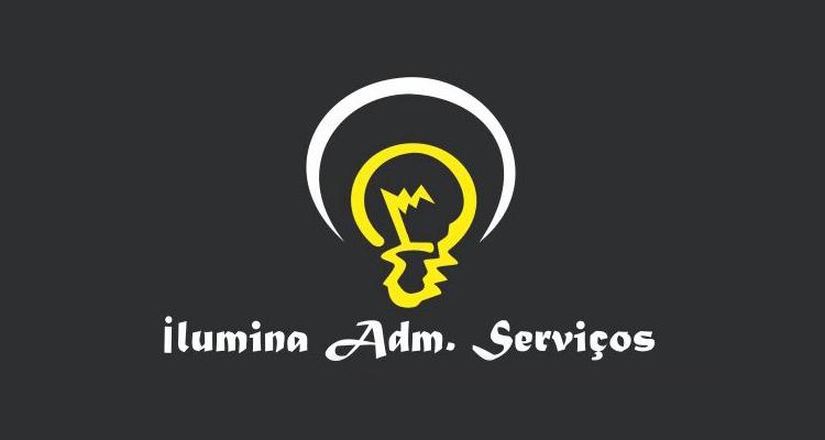 Logo Ilumina Adm Serviços