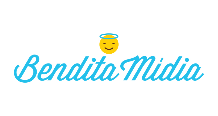 Logo Bendita Mídia Marketing de Performance