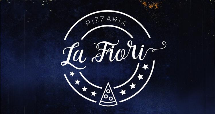 Logo Pizzaria La Fiori
