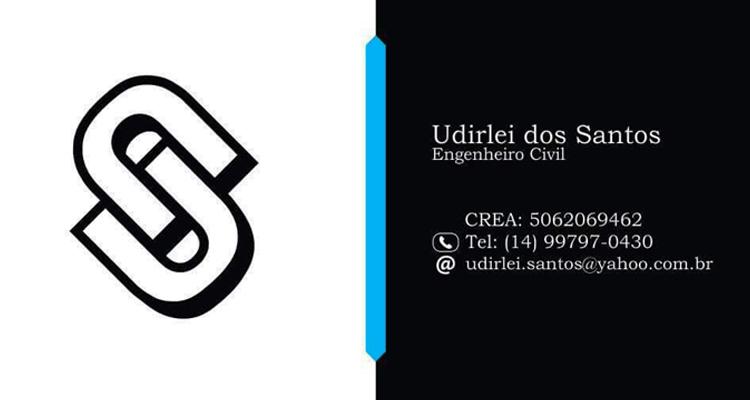 Logo Udirlei Engenheiro Civil