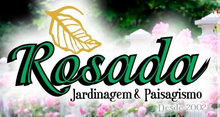 Logo Rosada Paisagismo & Jardinagem
