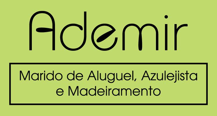 Logo Ademir Marido de Aluguel