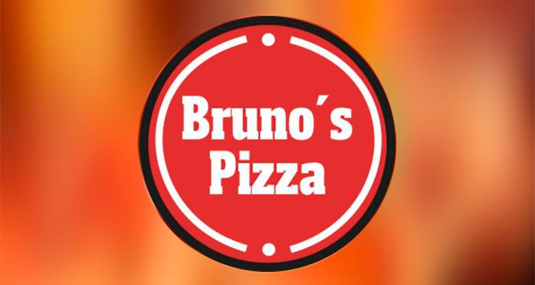 Logo Bruno's Pizza - Loja 2