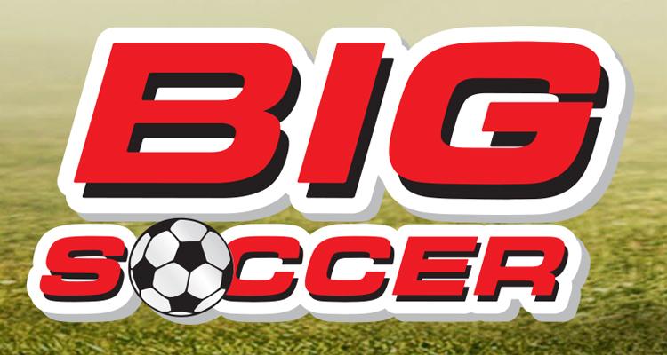 Logo Big Soccer Unidade Ressaca