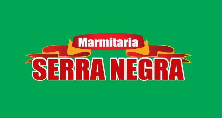 Logo Marmitaria Serra Negra