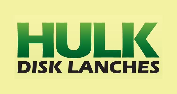 Disk Lanches Hulk