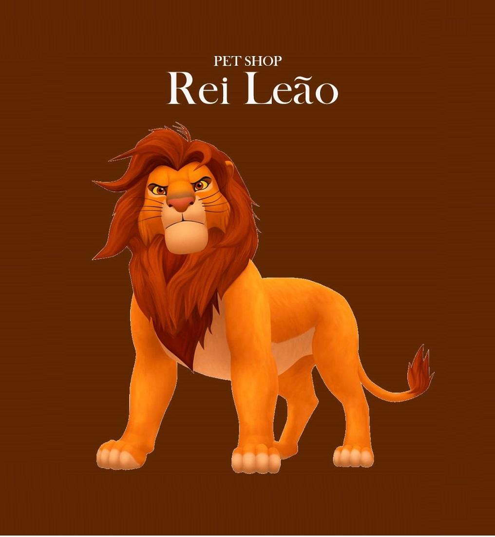 Pet Shop e Veterinário Rei Leão