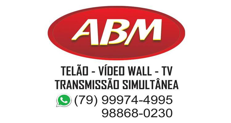Logo ABM Produções