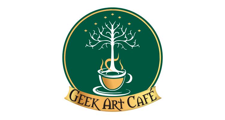 Logo Geek Art Café
