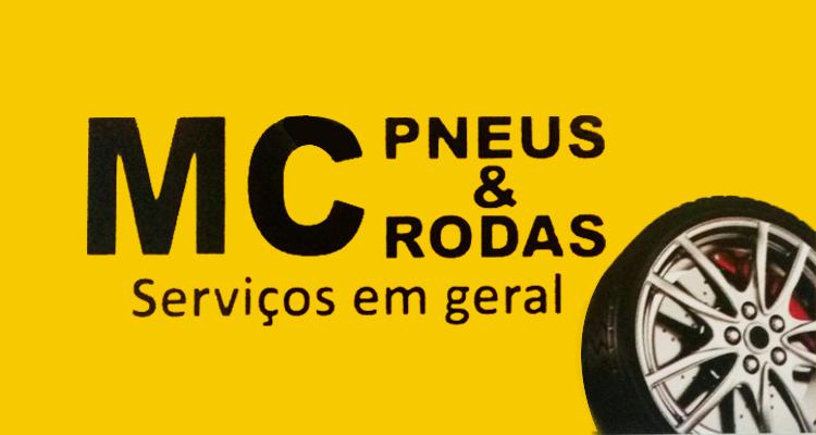Logo MC Pneus & Rodas