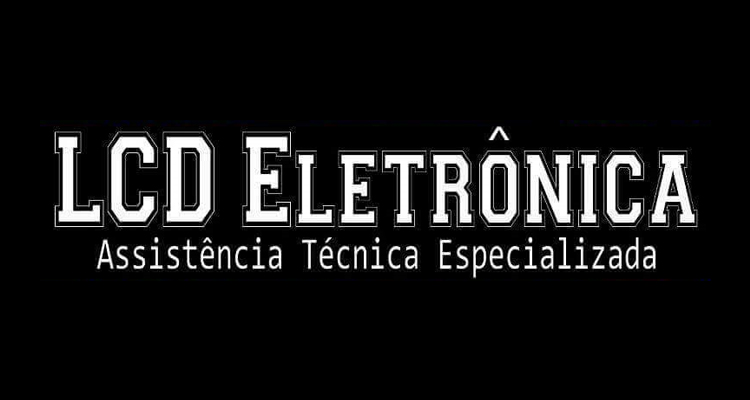 Logo LCD Eletrônica