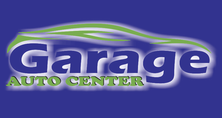 Logo Garage Auto Center