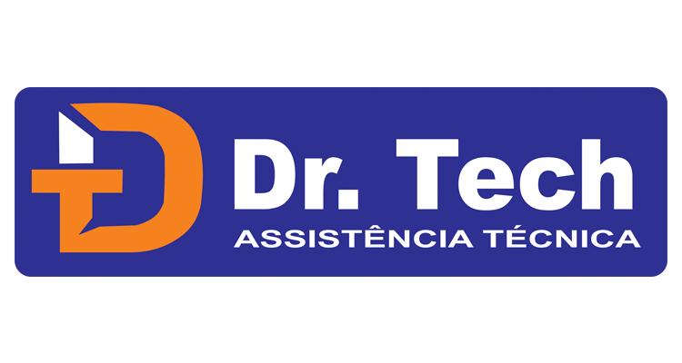 Logo Dr. Tech Assistência Técnica