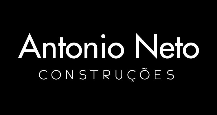 Logo Antonio Neto Construções