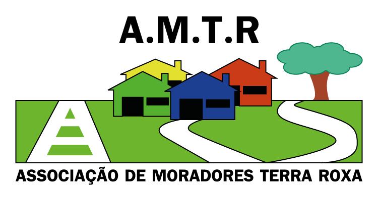 Logo Associação de Moradores do Terra Roxa e Residencial Aymorė