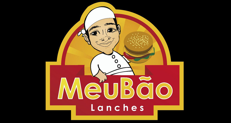 Logo MeuBão Lanches (Grageru)