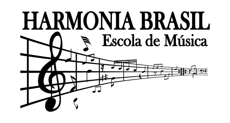 Logo Escola de Música Harmonia Brasil
