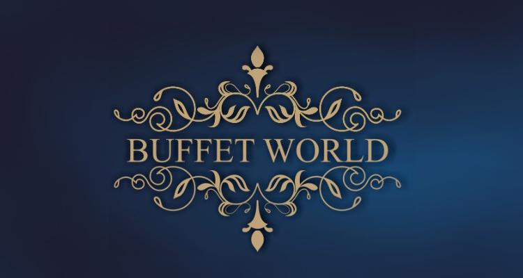Logo World Buffet Festas