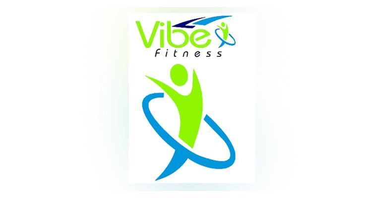 Logo Vibe Fitness