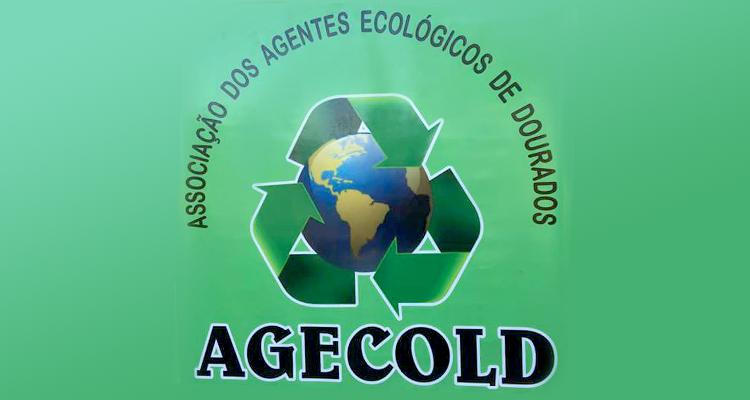Logo AGECOLD - Associação dos Agentes Ecológicos de Dourados