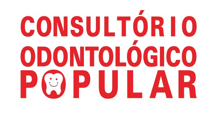 Logo Consultório Odontológico Popular