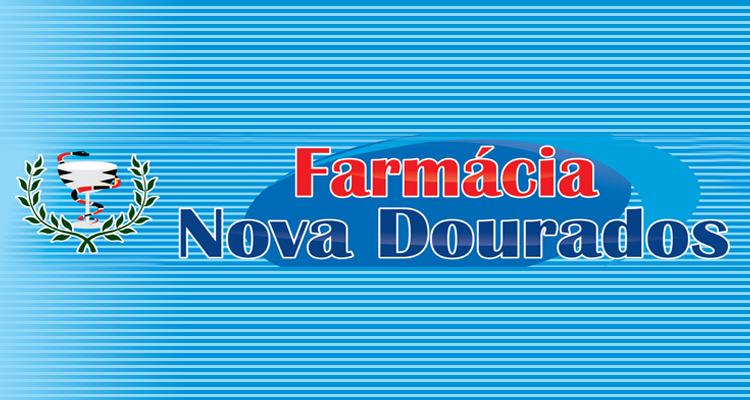 Logo Farmácia Nova Dourados